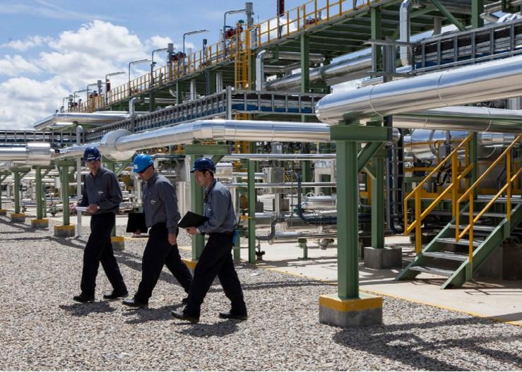 Seguridad y salud laboral: un trabajo constante en la industria gasista