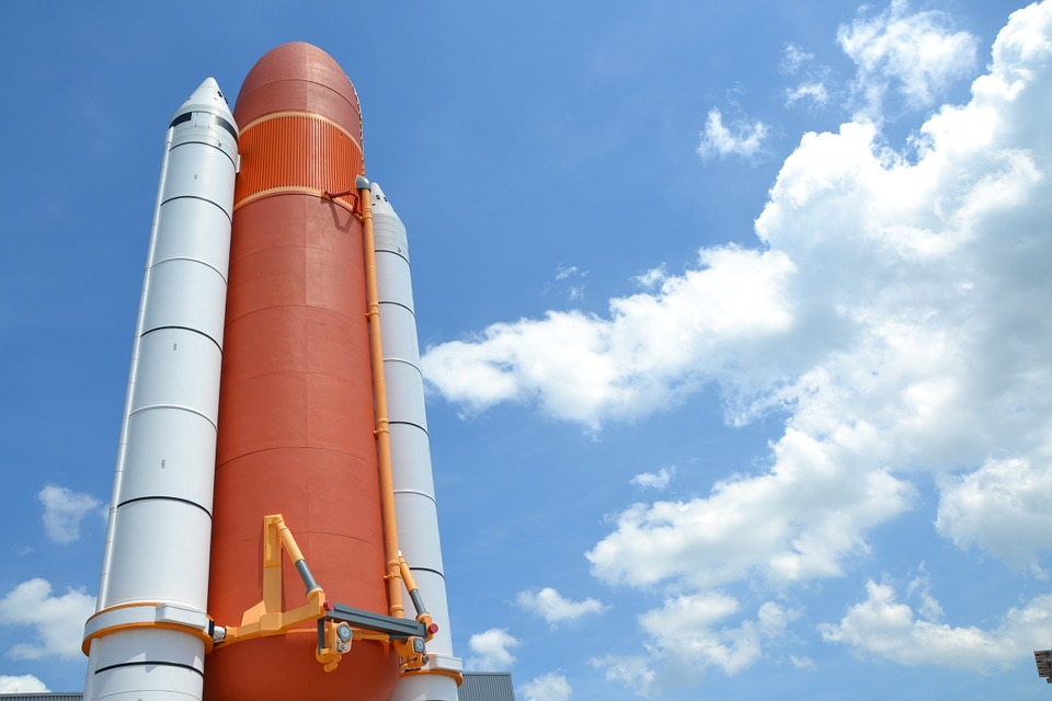 Gas natural, ¿el aliado en la carrera espacial?